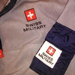 Swiss military Shirts - SOLD Swiss Military sweat shirt